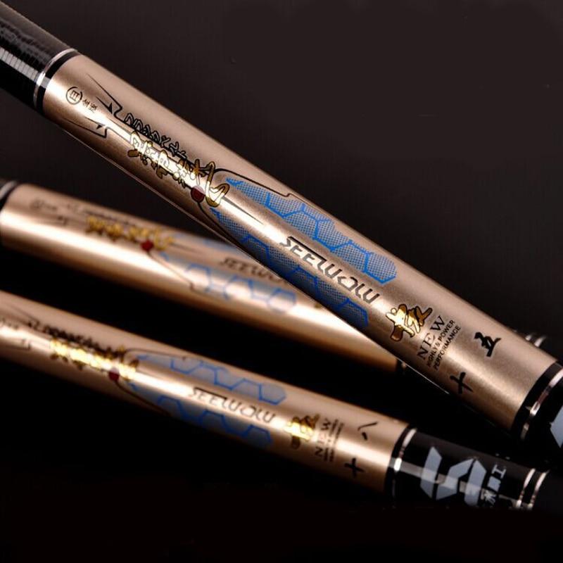 ANZHENJI Fishing Rod Telescopic full carbon fiber fishing rod 3.6M 4.5M 5.4M 6.3M 7.2M+ spare top tips Peche