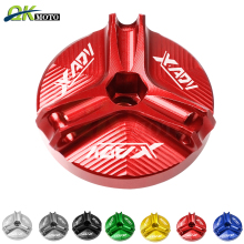 Motorcycle CNC Engine Oil Filler Cup Cap For HONDA X-ADV X ADV 750