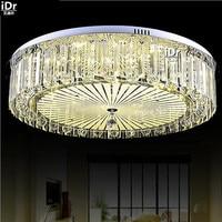 Circular Lamp Modern Luxury Lampcrystal Lamp Led Light Bedroom Lamp Lighting Restaurant Ceiling Lights High Quality
