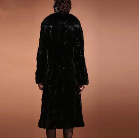 Renard Femmes Faux Femelle Z216 De Veste Top Plus Col 6xl Outwear À Taille Hiver Manteaux La Des 2019 Manteau Capuchon Automne Fourrure Vison xrIqwrz