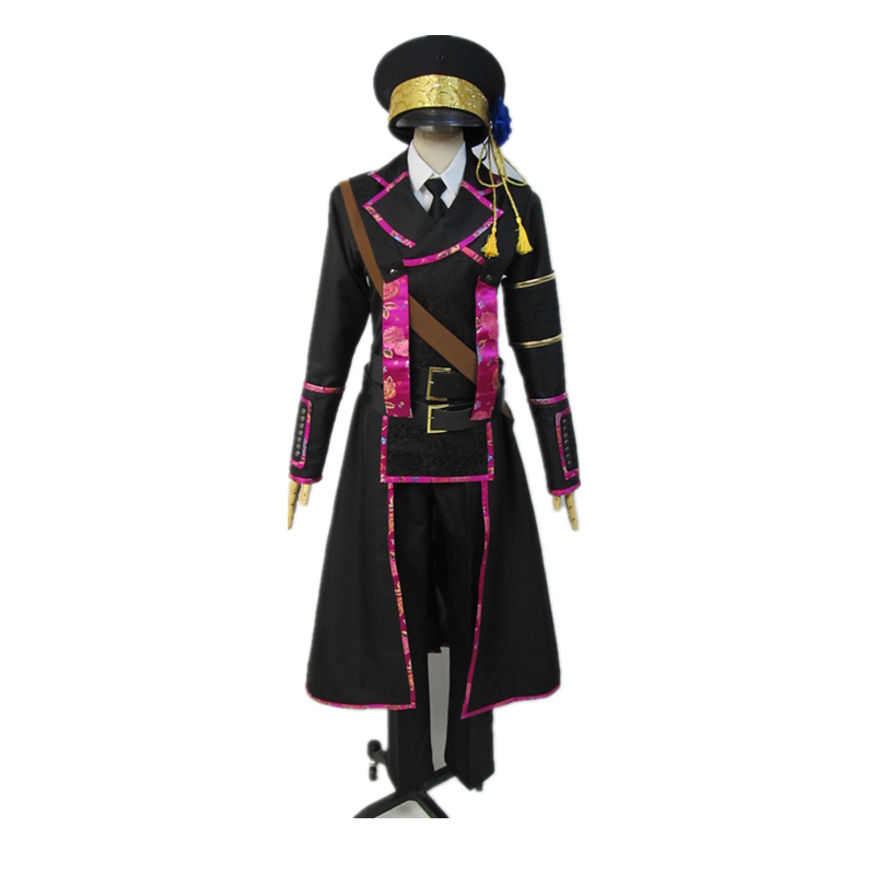 Anime Vocaloid Arrest Rose Kaito Cosplay Costume Custom Made Any Size