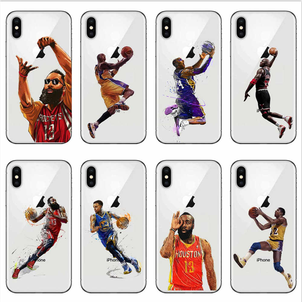 funda iphone 6 baloncesto
