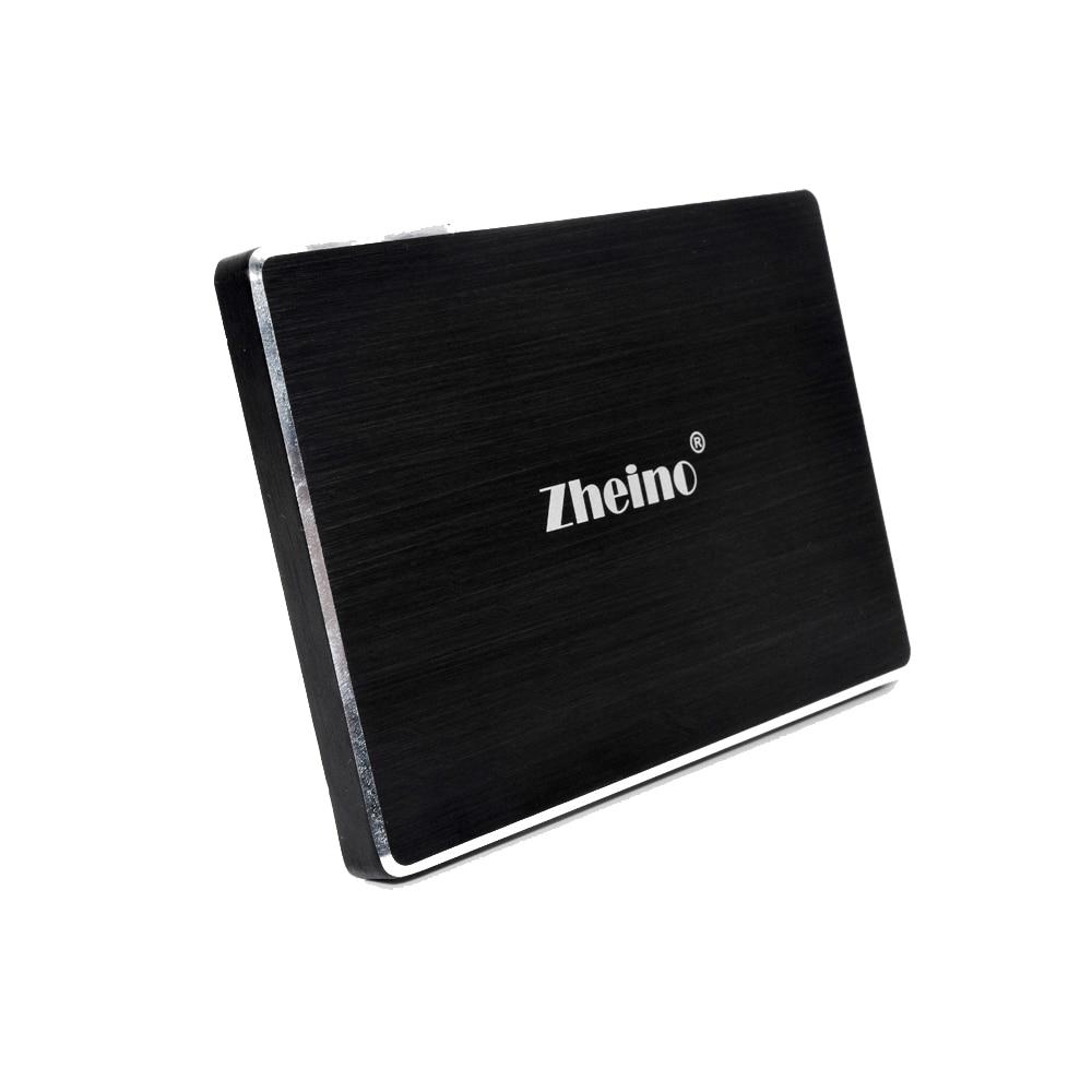 Zheino S1 2.5 Pouce SSD 32 GB 64 GB 128 GB 256 GB SATAIII Interne solide Disque Lecteurs MLC SATA3 DISQUE DUR Pour Ordinateur Portable De Bureau