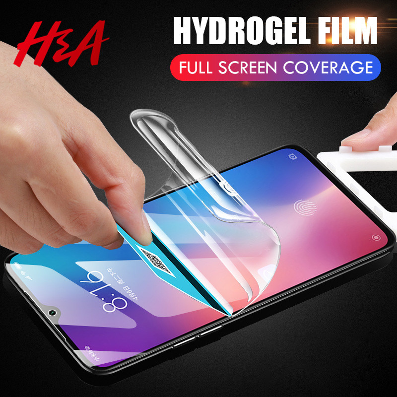 Screen-Protector Hydrogel-Film Note3 Xiaomi Mi9 Se Mi5c Plus Mi6s Mi5s For Mi8/Mi5s/Plus-mi5x