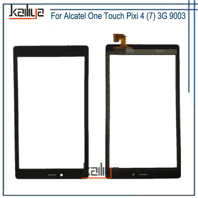 For Alcatel One Touch Pixi 4 (7) 3G 9003X 9003A Touch Screen Digitizer Assembly Replacement Black 7.0 inches For Alcatel Phones image