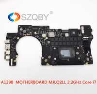 100%Working A1398 logic Board For MacBook Pro 15