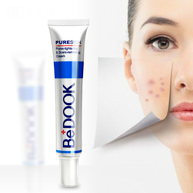 creme acne cicatrices