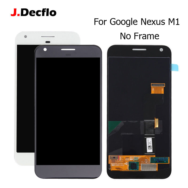 For HTC Nexus M1 Google Pixel XL LCD Display Touch Screen Without Frame Digitizer Assembly Replacement 5.5 Black or WhiteFor HTC Nexus M1 Google Pixel XL LCD Display Touch Screen Without Frame Digitizer Assembly Replacement 5.5 Black or White