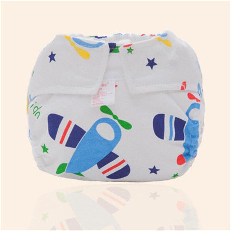 Тканевые подгузники для маленьких девочек подгузники многоразовые новорожденного одежда  ...