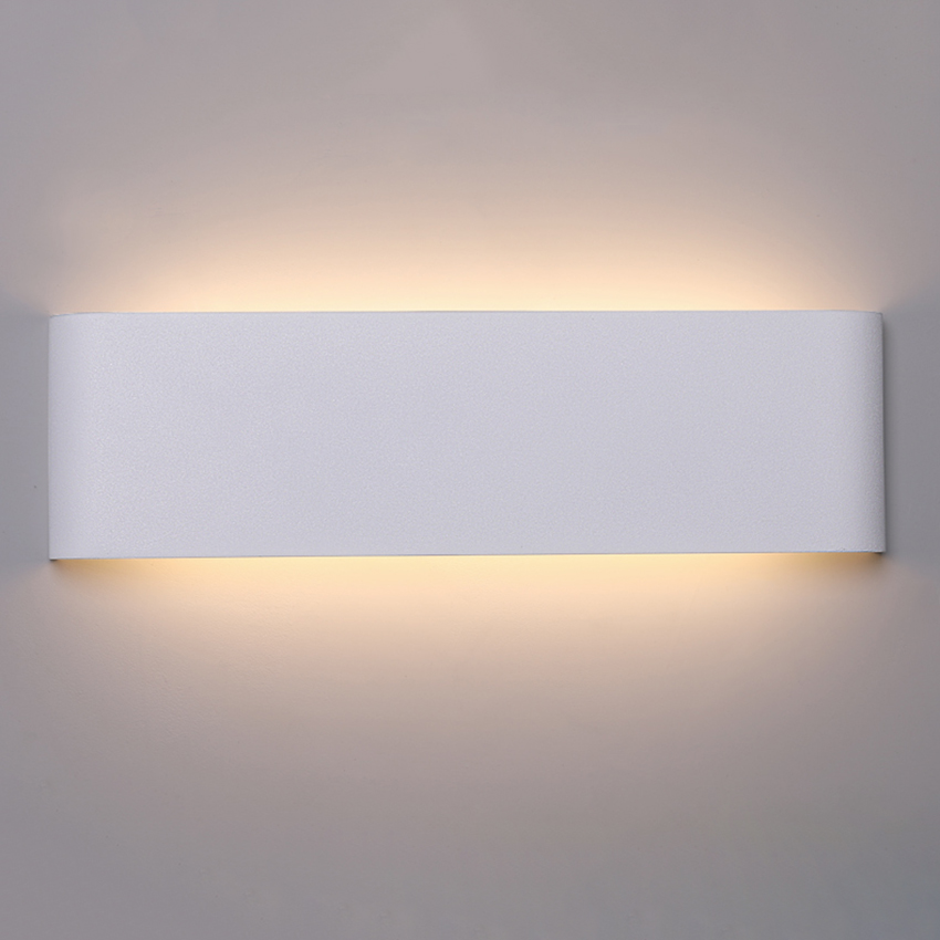 Modern Aluminum Wall lamp LED Wall Sconce Wall Lights For Indoor Aside Stairs Bedroom Bedside Bathroom Mirror Front Lights BL05