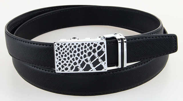 Bright Genuine Leather Belts
