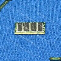 Q7721A pamięci drukarki SDRAM DIMM dla HP LaserJet 5550n 3800 4700 3000n 4700 128MB DDR 200Pin używane w Części drukarki od Komputer i biuro na