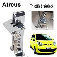 Atreus Car Clutch Throttle Brake Anti Theft Lock Tools For Mitsubishi ASX Suzuki Subaru Acura Jeep Fiat 500 Hyundai Solaris