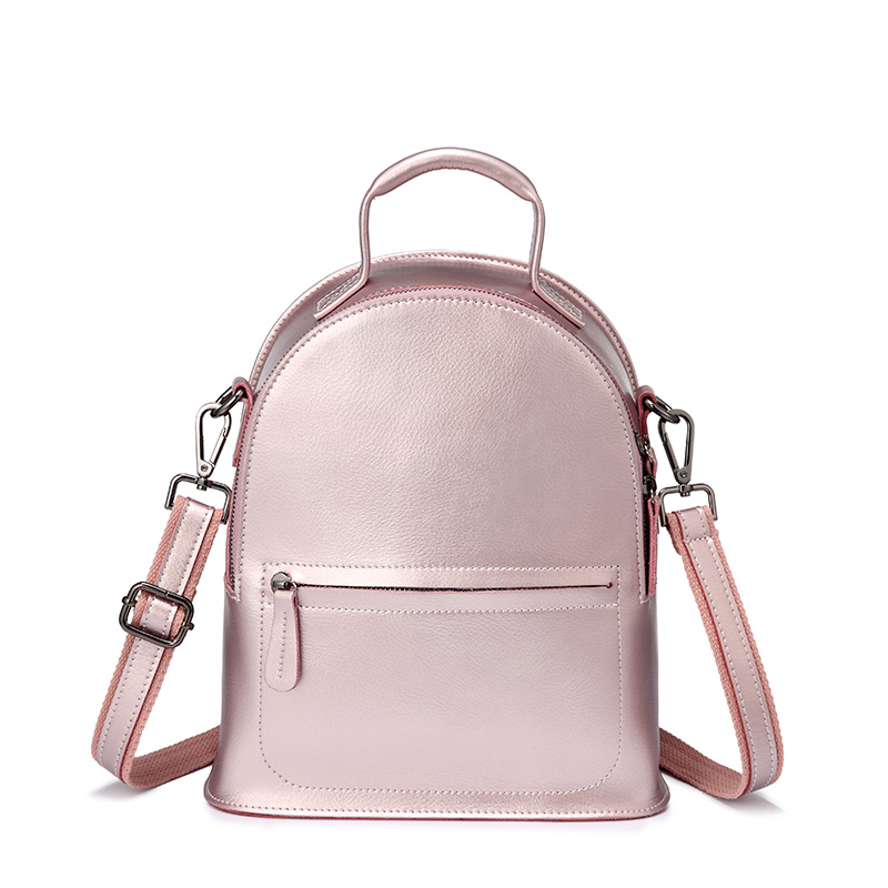 LOVEVOOK women backpack leather mini backpack small school bag for teenage girls luxury women bag multifunctional