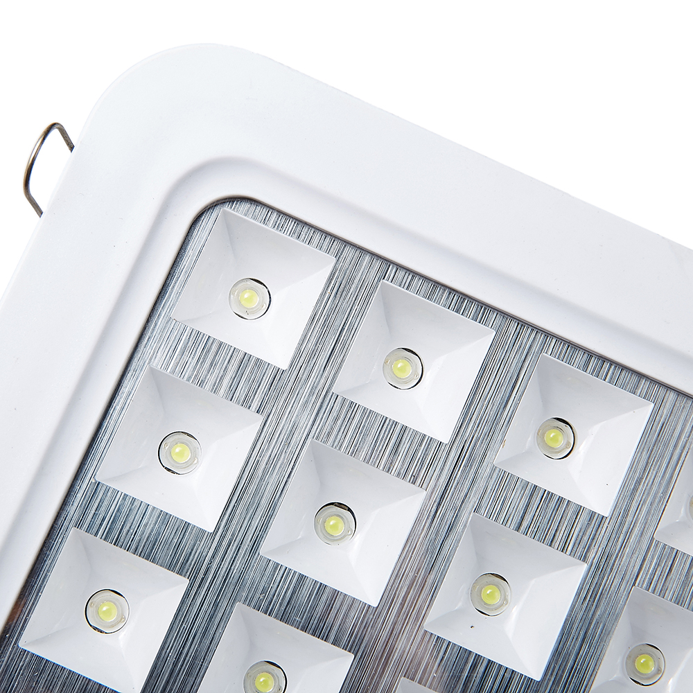New Sound Activated Control 16W SMD5050 LED Panel DownLight Disco ...
