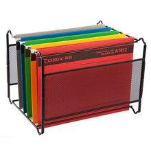 Металлический стол аксессуары сетка подвесная папка рамки для документов держатель-органайзер A4 FC Размеры для компании канцелярские принадлежности