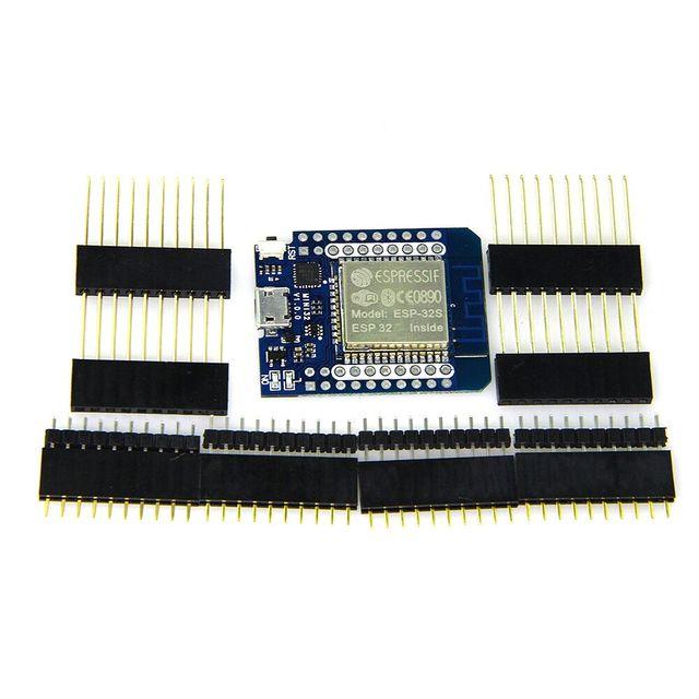 TTGO MINI D1 ESP32 rev1 (rev one)  WiFi + Bluetooth For Arduino