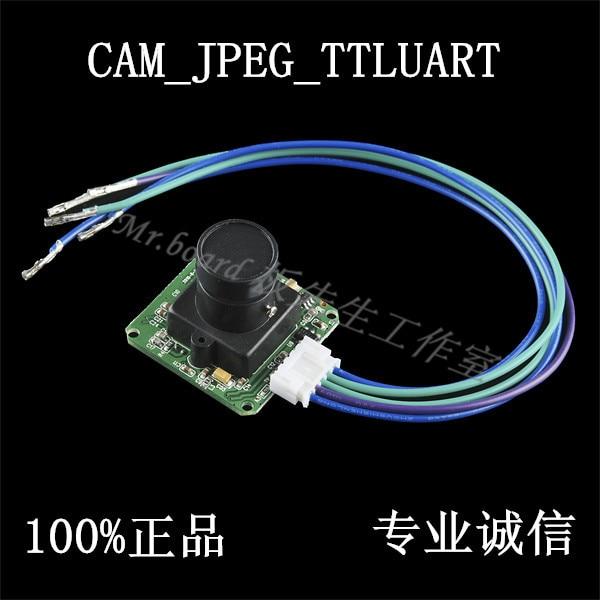 JPEG Serial Camera, TTL Level JPEG Color Camera TTL Interface infrared jpeg serial camera ttl level jpeg color camera ttl interface
