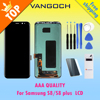 100 Original Super Amoled LCD Screen For Samsung Galaxy S8 Display G950 S8 Plus G955 Assembly