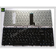ロシア ru キーボード dns clevo W650EH W650SRH W650 W655 W650SR W650SC R650SJ W6500 W650SJ w655sc w650sh MP 12N76SU 430 黒