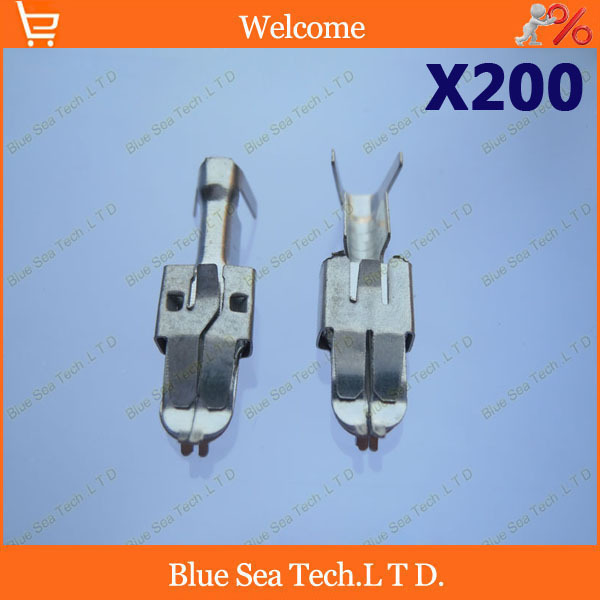 aliexpress com buy 200 pcs lot 6 3 car fuse holder terminal 200 pcs lot 6 3 car fuse holder terminal connectors 6 3mm fuse box terminals