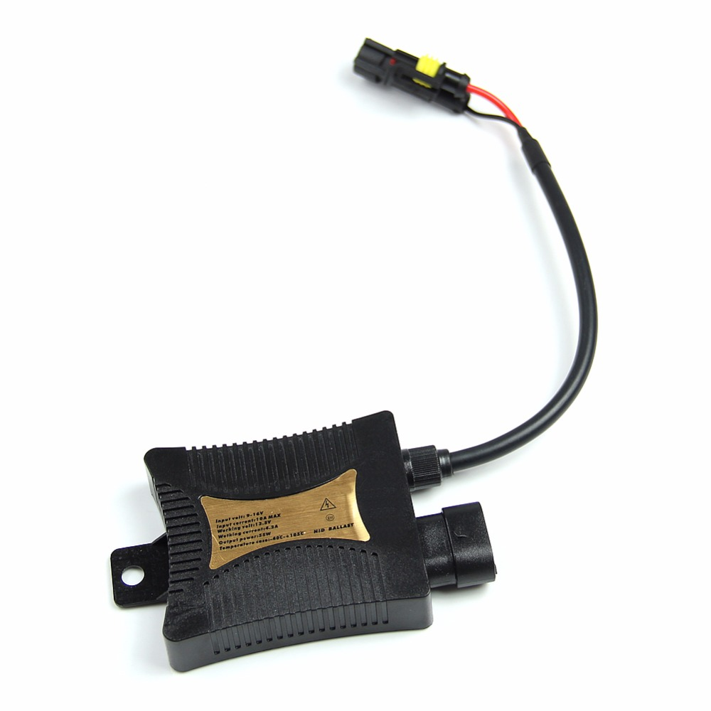 New 55W Car Xenon HID Slim Conversion Ballast Replacement For H1 H3 H7 H11