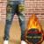2016 Primavera/Outono calças das Crianças, calças Crianças bebê Carta costura Calças do menino Jeans Casual ou mais inverno meninos de veludo calças de brim