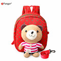 Cartoon Kid School Backpack For Child School Bag For Kindergarten Girl Baby Student Boy Character Cute bear Children Bacpack