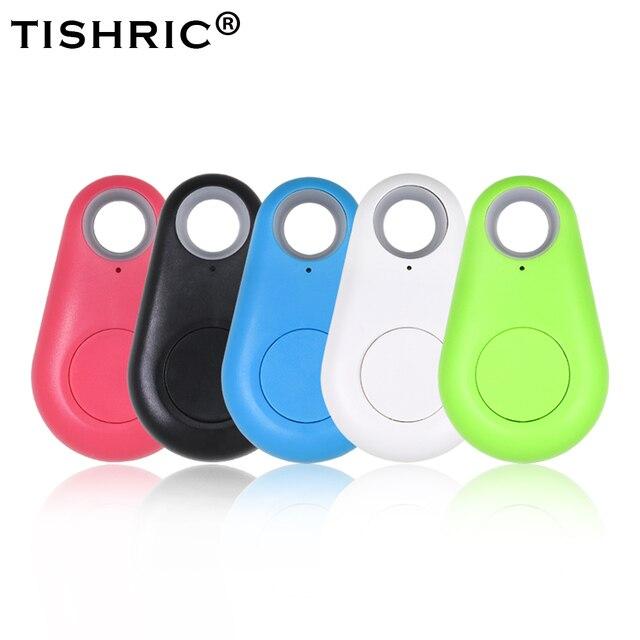 Tishric smart remote control anti lost keychain alarm bluetooth tracker key finder tags keyfinder localizador gps  locator