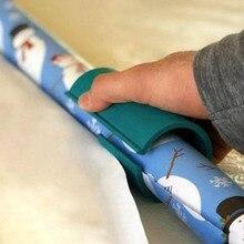 Обёрточная бумага пинг Резак Мини портативный небольшой утилита обёрточная бумага ped картон резак пластиковая обёрточная бумага диспенсеры E2S