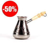 TURK VETTA kaffee 700 ML eine kupfer kaffeekanne tee service hause küchenutensilien weibliche kinder geschenk 847-111
