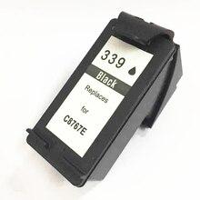 1 Piece Compatible Ink Cartridge for HP 339 DeskJet 460C/5740/6520/6620/6540/684/9800 Printer