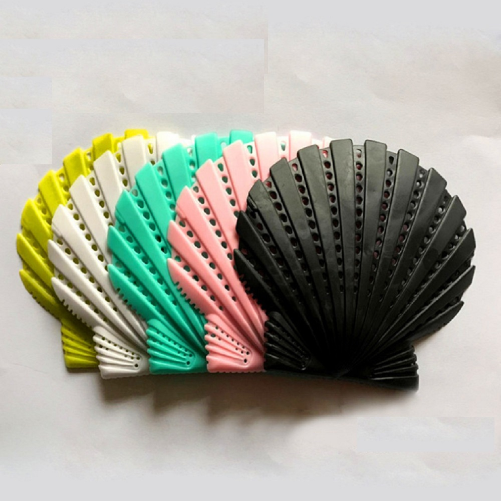 Home Improvement Drains Sea Shell Sink Drain Strainer Hair Catchers Rubber Shower Bathtub Floor Filter Silicone Bathroom Kitchen Cute Deodorant Plug Red
