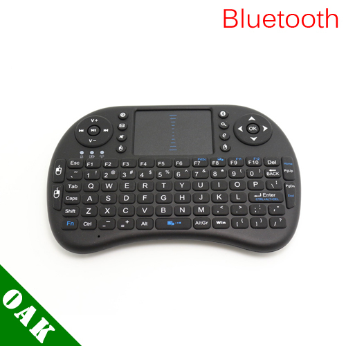 Bluetooth Keyboard Mapping Android: Aliexpress.com : Buy Free Shipping Original Rii I08BT Mini Bluetooth Keyboard With Touchpad For