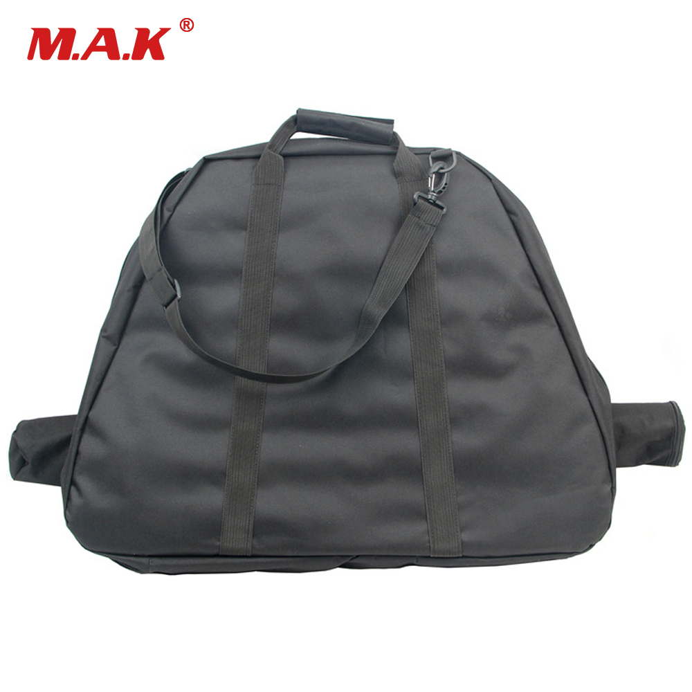 New Compound Bow Bag for Outdoor Hunting Shooting Accessories Archery Bow Case Deluxe Black Canvas Bow Arrow Portable Bag