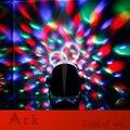 Мобильных установленных на транспортных средствах Мини RGB LED Кристалл Magic Ball Стадия Световой эффект Лампы Партии Дискотека DJ Light показать Lumiere