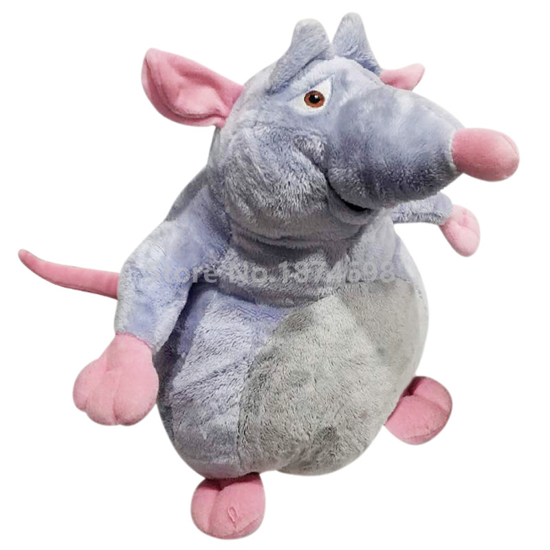 Ratatouille Remy Mouse Plush Toy 30cm Cute Stuffed Animals Kids Toys for Childre