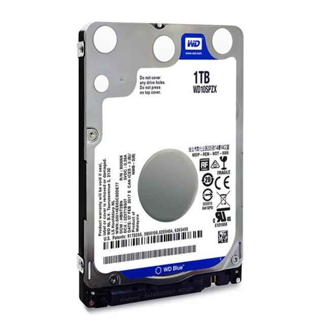 Western Digital Wd Blue 1tb Hdd 2 5 Sata Disco Duro Laptop