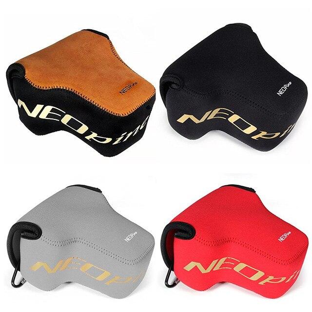 Waterdichte Inner Camera Bag Soft Case Cover Voor Fujifilm X T4 XT4 X H1 XH1 X T2 X T3 XT2 XT3 Met 16 55Mm 16 80Mm 18 135Mm Lens