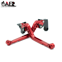 JEAR Motorcycle CNC Adjustable Long Brake Clutch Levers For Kawasaki VERSYS 1000 VULCAN/S 650cc 2015 2016 2017 2018