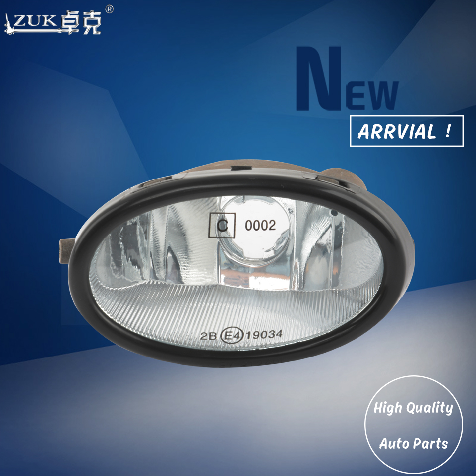 small resolution of zuk front bumper fog light for honda accord 3 0l 1998 2002 stream rn3 2004 for civic 2001 2003 es5 es7 es8 foglight driving lamp in car light assembly from