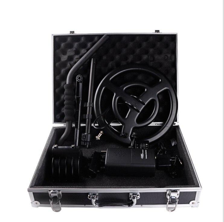 Металлоискатель Подземный depth1.5m сканер Finder 1200mA li Батарея сканирования инструмент для Gold Digger сокровище ищет Hunter