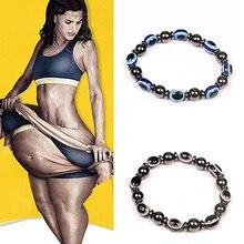 Браслет для похудения, для похудения, камень, магнитный браслет для женщин, красота, магнит для здоровья, сглаза, браслет для похудения, для мужчин