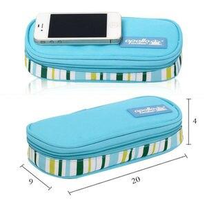 Image 3 - アポロインスリンクーラーバッグポータブル絶縁糖尿病インスリントラベルケースクーラーボックスボルサ Termica 600D アルミ箔アイスバッグ