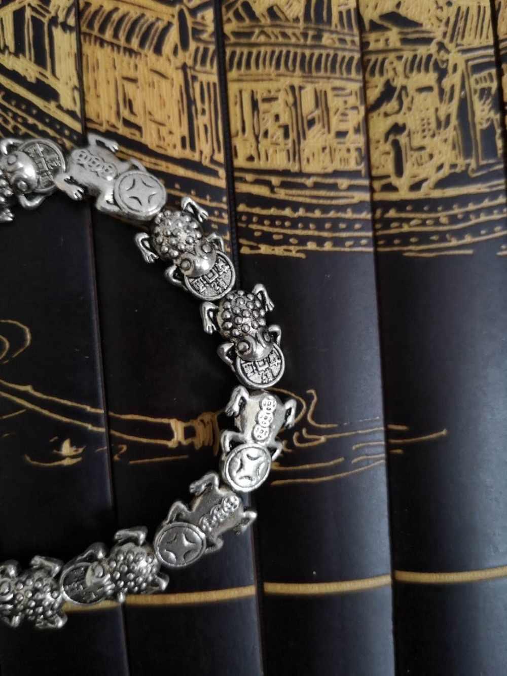 Серебряные бокалы для вина браслет, Мужской и Женский, первый орнамент, жук, «смелый и смелый».