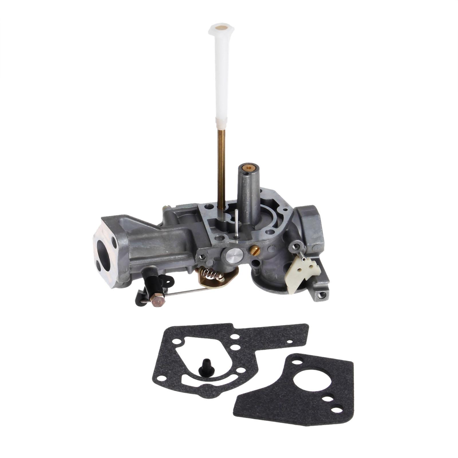 Kit Carburador Carboidratos para Briggs Stratton Motores 5HP DRELD 498298 495426 692784 495951 de Carboidratos