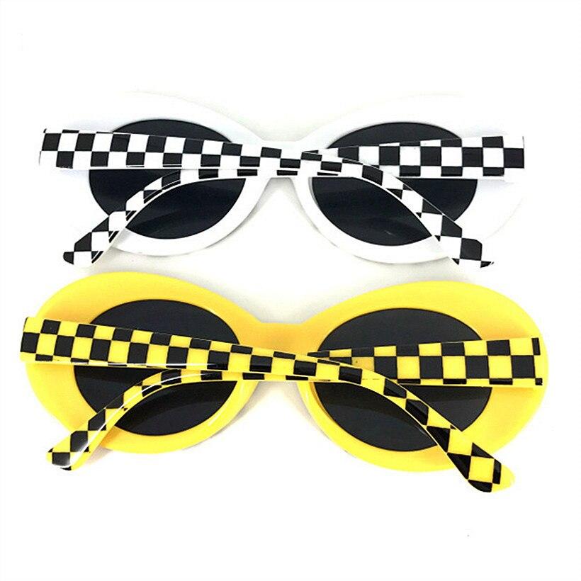 2a9766757b10 Gafas de sol NYWOOH Clout gafas de sol Kurt Cobain hombres gafas de ...