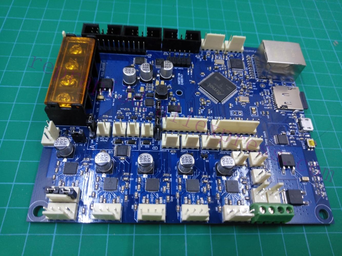 Latest Cloned Duet 2 Maestro Open source 3D Printer Electronics Board Advanced 32bit Motherboard for 3D Printer CNC Machine