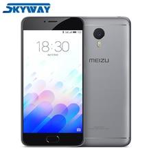 Orijinal Meizu M3 Not 4G LTE Küresel Firmware cep telefonu Helio P10 Octa Çekirdek 5.5