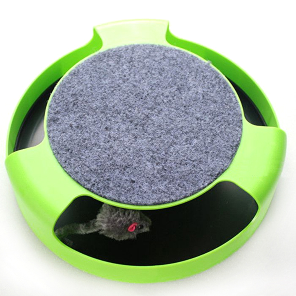 Wholesale Pet Products Cat Mice Toy Catch The Mouse Motion Cat Toy Pet Toys